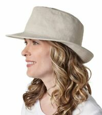 Tilley TOH2 Unisex Fedora Hat Sand XL - NEW, 50% OFF, Free Shipping