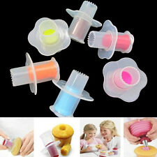 Kitchen Muffin Cupcake Corer Plunger Cutter Model Pastry Cake Decorating Tool
