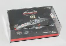 1/43 McLaren Mercedes MP4-13 1998 temporada David Coulthard