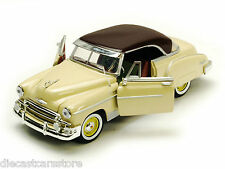 MotorMax 1950 Chevrolet Bel Air COUPE BEIGE 1/24 Diecast Car 73268AC-YL