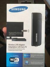 NEW Samsung WIS12ABGN X Wireless Link Stick WiFi LAN USB Adapter Smart TV Wi-Fi