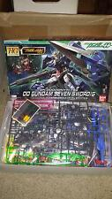 Mobile Suit Gundam 00 GN-0000GNHW17SG Seven Sword G 1:144 Model Bandai 2011 New