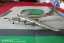 Herpa Wings Russian Air Force Tupolev TU-95M Bear DRB Air Base Model in 1:200
