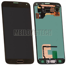 For Samsung Galaxy S5 SM-G901F LCD Display Touchscreen Digtizer Gold+Home Button