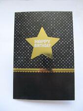 FANTASTIC COLOURFUL HAPPY BIRTHDAY BIRTHDAY GREETING CARD