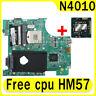 CN-07NTDG DA0UM8MB6E0 For Dell 14R N4010 motherboard HD GMA HM57 DDR3 Free cpu