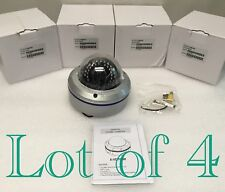 Lot 4 ClearView X-VD700IR CCTV 700TVL IR Dome Security Surveillance Color Camera