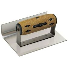 Kraft Tool Elite Series Concrete Inside Curb Amp Sidewalk Cove Tool 12 Radius