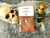 Voodoo Black Magic Powder~ Made By Witches Banishing ~Large 3 Ounces