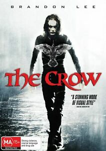 The Crow : NEW DVD