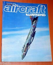 Aircraft Illustrated 1975 Jan RAAF,GAL,Alidair