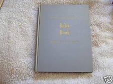 Better Homes Garden's Baby Book 1948  Prenatal - 6 Six