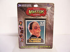 Universal Studios Monsters Lon Chaney as THE PHANTOM OF THE OPERA Stamps Magnet
