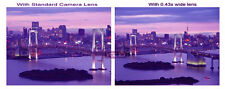 Hi-Def Wide Angle Lens W/ Macro Fo Canon Vixia HF R72 R700 R70 R600 R62 R600 R60