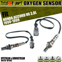 4 2x Oxygen Sensor Fit For Chrysler Pacifica 2004 V6 3.5L Up and Downstream Vin