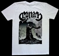 Conan Piper of Doom White Shirt S M L XL Official T-Shirt Metal Band Tshirt New