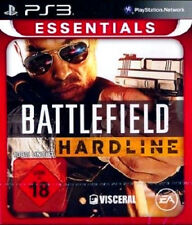 PS3 / Sony Playstation 3 Spiel - Battlefield: Hardline (Essentials) (OVP)(USK18)