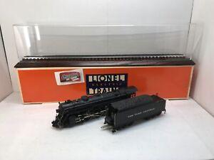 Lionel 6-18005 New York Central 700E 4-6-4 Hudson Locomotive W/Display Case