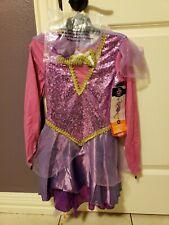 Girls Trapeze Artist Costume Size S (4-6x)