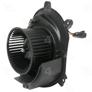 New Blower Motor With Wheel   Four Seasons   75749