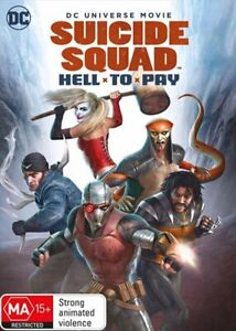 Suicide Squad - Hell To Pay DVD