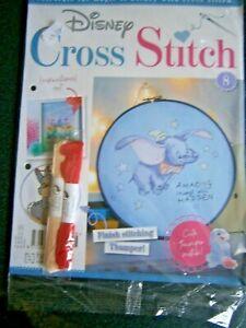 Disney Cross Stitch Magazine Issue 8 (new) 2020
