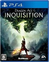 Used PS4 DRAGON AGE INQUISITION