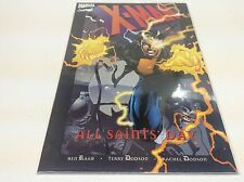 X-MAN ALL SAINTS DAY TRADE PAPERBACK (MARVEL/NATHAN GREY/CABLE/DODSON/1216359)