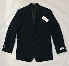 Calvin Klein Big Boys 3-Button Cuff Bi-Stretch Blazer Jacket Youth Boys Sz 20 R