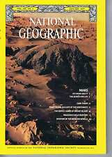 MARS / CUBA / PUGET SOUND / ORCHID ISLAND	National Geographic	Jan	1977
