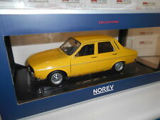 NV185212 by NOREV RENAULT 12 TS JAUNE 1973 1:18