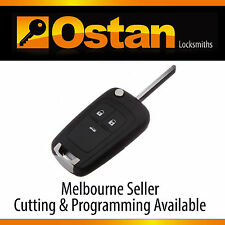 Complete Key & Remote to suit HOLDEN CRUZE JG 1&2 2009+ (GENUINE)