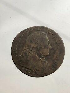 Regno di Sardegna Vittorio Amedeo III 5 SOLDI 1794