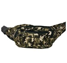 Camouflage Military Bum Bag Fanny Pack Waist Belt Money Pouch Travel Holiday