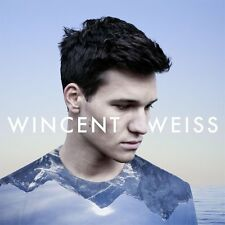 WINCENT WEISS Irgendwas gegen die Stille CD Album NEU & OVP Songpoet Betonherz