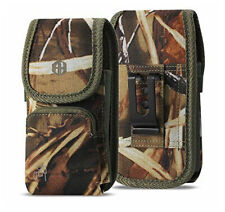 Premium AccessoryHappy iPhone 7 8 X Phone Case, Carry Belt Clip Holster