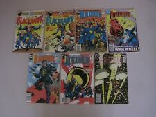 DC Comics Blackhawk 1983 Lot of 7 (244, 247, 251, 252, 257, 258 259)  All FN VT7