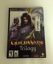 Guild Wars Trilogy For PC