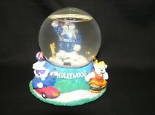 Bloomingdales Bloomies Bears Waterglobe Snowdome Its A Small World 1996 Musical