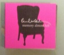 paul mccartney  MEMORY ALMOST FULL     CD / DVD