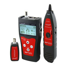 NOYAFA NF-300 L Lan Tester RJ45 LCD Cable Tester Network Monitoring Wire Tr N1T9