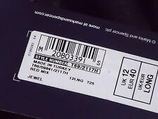 LtdEdition@M&S SparklyTartanWoolMixShortLeatherStripe Size12£35