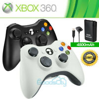 Wireless Game Controller Gamepad for Microsoft XBOX 360 & PC WIN 7 8 10
