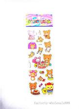 1sheet san-x holiday party Xmas gifts Birthday Rilakkuma bear Stickers lot kids