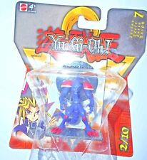 YU-GI-OH ! ACTION FIGURES ABBRANCATORE   Serie 7