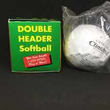 """deBeer Clincher F12 Official Softball 12"""" Slowpitch Double Header deBerg"""