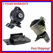 For Ford Fusion Lincoln MKZ Set of 3PCS 2.0L L4 Turbo Engine Motor & Trans Mount