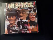 CD ALBUM - GIGANTES Y CABEZUDOS - ANA MARIE IRIARTE / MARIA TERESA ERDOZAIN