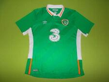 Shirt IRELAND (XL) UMBRO 2015/2016 PERFECT !!! Trikot home