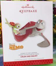Hallmark Crush and Squirt Finding Nemo 2013 Keepsake ornament